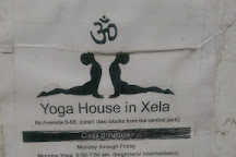 Casa de Yoga, Quetzaltenango, Guatemala
