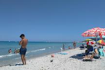 Spiaggia di Capo Comino, Siniscola, Italy