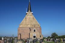 de Hervormde kerk Den Hoorn Texel uit 1425, Den Hoorn, The Netherlands