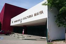 Museum de la cultura maya, Chetumal, Mexico