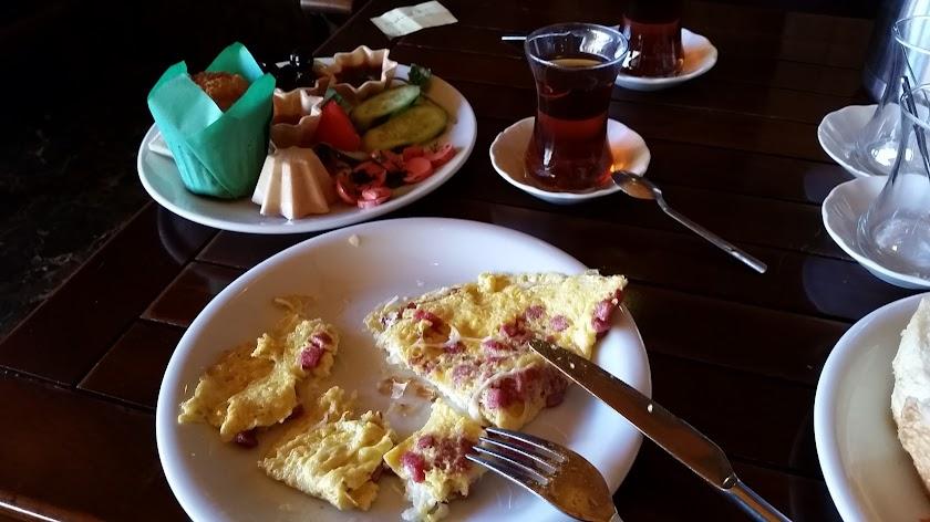 Marco Pascha Cafe Resim 4