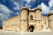Fortifications of Rhodes, Rhodes Town, Greece