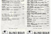 Blind Boar, Cabo San Lucas, Mexico