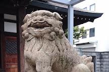 Minatohachiman Shrine, Kobe, Japan