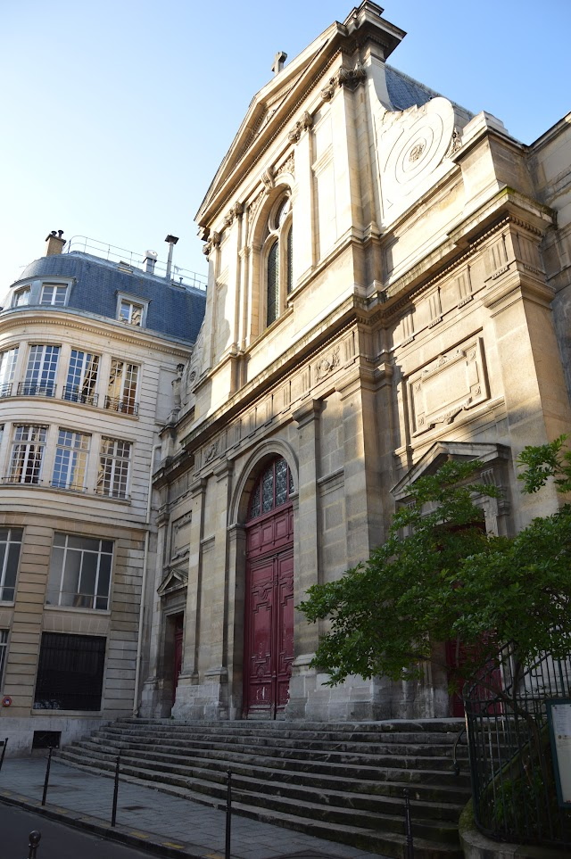 Eglise des Blancs-Manteaux