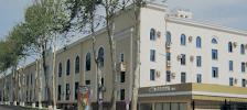 АО Foton, улица Тараса Шевченко, дом 1 на фото Ташкента