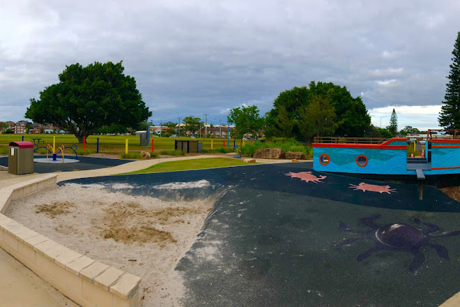 Livvi's Place Playground, Port Macquarie, Australia
