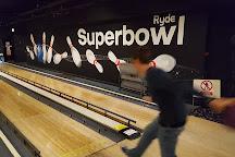Ryde Superbowl, Ryde, United Kingdom