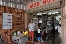 Miss Noy Motorbike, Pakse, Laos