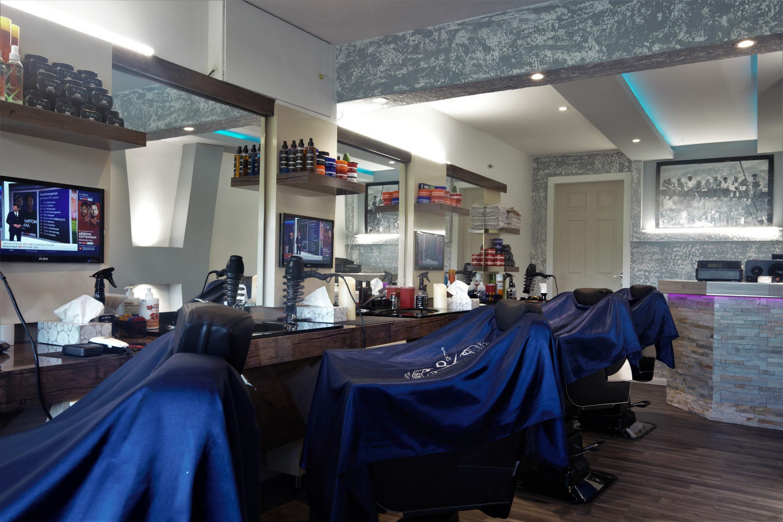 Littlemore Barber Shop