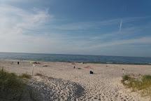 Beach, Leba, Poland