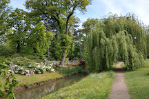 Jardin du Pre Catelan, Paris, France