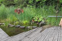 Jardin des Cimes, Passy, France