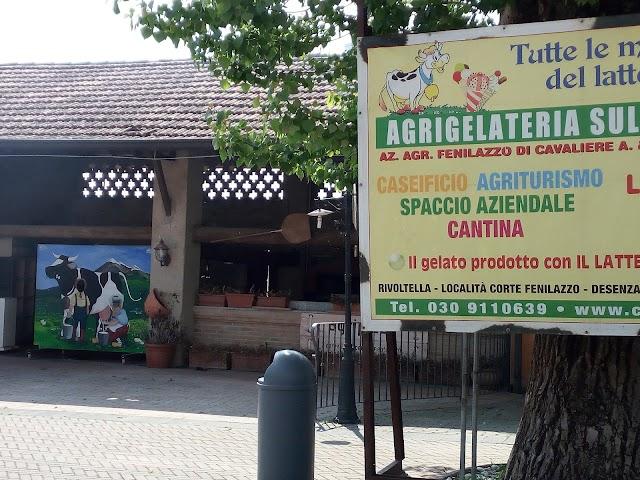 Agrigelateria Sull'AIA