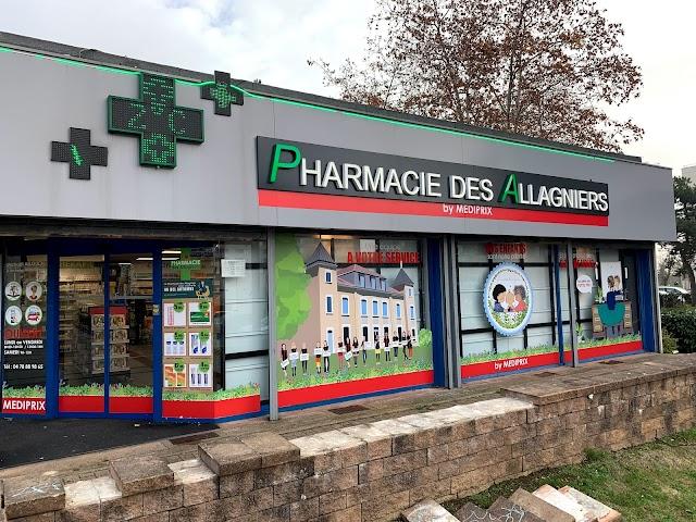 Pharmacie des Allagniers