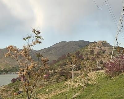 Qargha Hillتپه قرغه