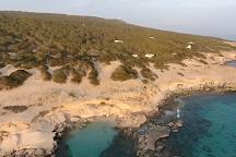 Calo Des Mort, Formentera, Spain