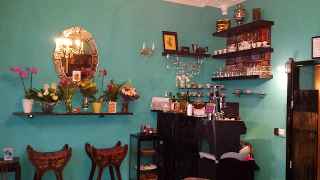 Literatur Café Khawaran