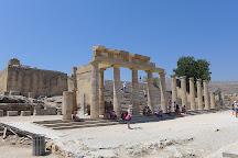 Acropolis of Lindos, Lindos, Greece