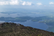 Torc Mountain Walk, Killarney, Ireland