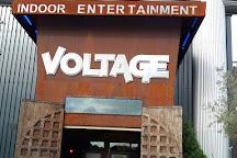 De Voltage - Indoor Entertainment, Tilburg, The Netherlands