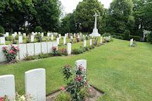 Ramparts Cemetery, Ieper (Ypres), Belgium