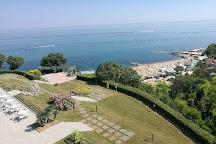 Baia Vallugola, Gabicce Mare, Italy
