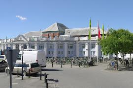 Станция  Rostock Hbf