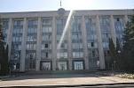 Дом Правительства на фото Кишинёва