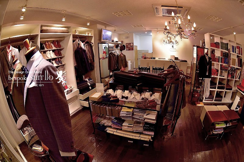 bespoke SUIT110 ビスポーク・スーツ110 オーダーメイド紳士服専門店