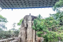Avukana Buddha Statue, North Central Province, Sri Lanka