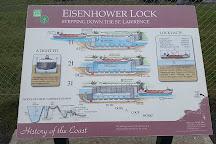 Eisenhower Lock, Massena, United States