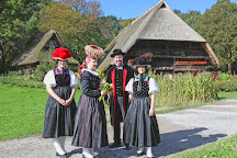 Black Forest Open Air Museum Vogtsbauernhof, Gutach im Schwarzwald, Germany