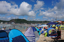 Moriya Beach, Katsuura, Japan