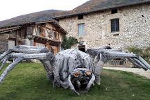 Le Monde Merveilleux des Lutins, Hostun, France