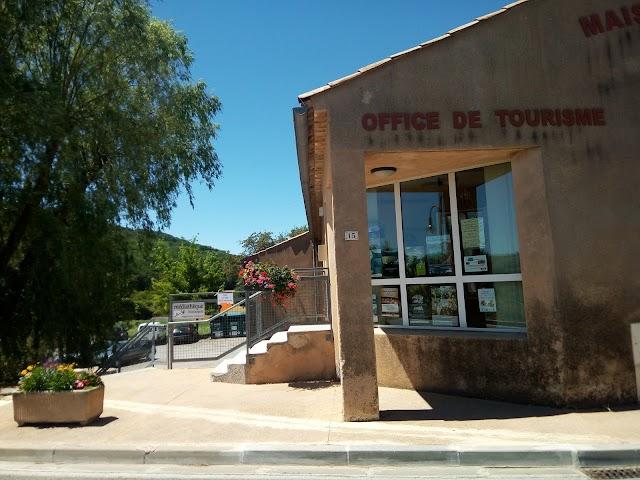 Office de Tourisme de Saint-Julien Le Montagnier