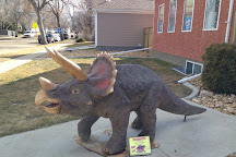 Jurassic Store Fossil World, Drumheller, Canada