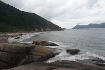 Saquinho Beach, Florianopolis, Brazil