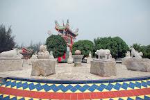 Jade Dragon Temple, Sibu, Malaysia