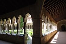 Abbaye Sainte Marie d'Arles, Arles-sur-Tech, France