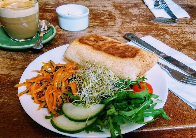 Greens Vegetarian Café