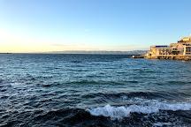 La corniche, Marseille, France