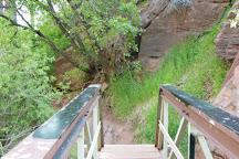 Spence Hot Springs, Jemez Springs, United States