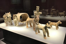 Jingzhou Museum, Jingzhou, China