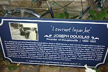 Jim's Journey: The Huck Finn Freedom Center, Hannibal, United States