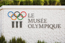 Olympic Museum Lausanne (Musee Olympique), Lausanne, Switzerland