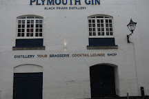 Plymouth Gin Distillery, Plymouth, United Kingdom