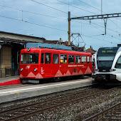 Станция  Rheineck