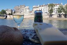 Square de l'Ile de France, Paris, France