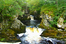 Ingleton Waterfalls Trail, Ingleton, United Kingdom